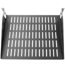 CableWholesale 61S1-22202 Rackmount Value Line Vented Shelf,  19 inch