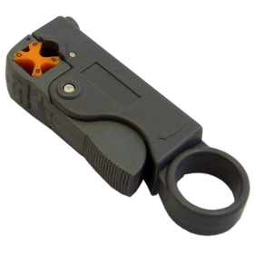 CableWholesale 91D2-24202 Coaxial Cable Stripper, RG58; RG59 and RG6