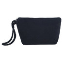 Aspire 60PCS Canvas Makeup Pouch, DIY Flat Bottom Zipper Bag, 7 1/2