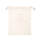 Aspire 12-Pack Cotton Canvas Drawstring Pouch, DIY Blank Favor Bag