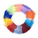 Aspire 200 Pieces Organza Drawstring Pouch Bag, Gift Bag - 4 x 5 Inch