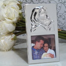 Cassiani Collection 4113 Madonna and child silver photo frame