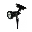Classy Caps PL427 High Performance Solar Spotlight, Black