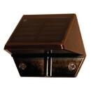 Classy Caps SL177 Copper Deck & Wall Solar Light
