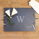 Cathy's Concepts 2185 Slate Serving Board
