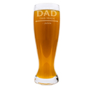 Cathy's Concepts FD16-1244 Personalized 54 oz. Father's Day XL Beer Pilsner Glass