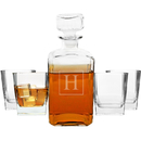 Cathy's Concepts S1193 Personalized 5pc. Decanter Set