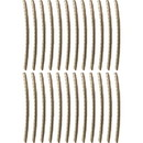 Fret wire, Fender vintage guitar (24 pieces)