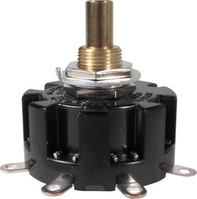 Switch - Rotary, 1 Pole, 3 Position