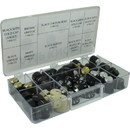 CE Distribution Knob Kit - Various Amp Knobs, 61 Pieces