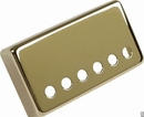 CE Distribution Pickup cover, Gibson humbucker bridge, gold