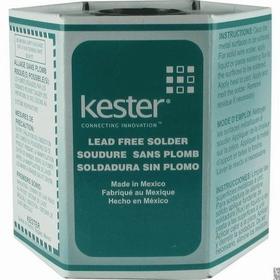 Solder, Kester 48, lead-free 1Lb spool