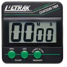 ULTRAK T-1 - Big Digit Timer