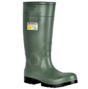 Cofra 00010-CU8 New Hunter SD PR, Boot/Pu Steel/Steel/Antistatic Polixane (Csa)
