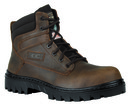 Cofra 27520-CU0 Chicago Brown EH PR, Boot 6'' Brown Pull-Up Nubuck/Composite/Apt