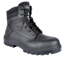 Cofra 27520-CU1 Chicago Black EH PR, Boot 6'' Black Grain Leather/Composite/Apt