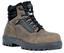 Cofra 27590-CU0 Saskatoon EH PR, Boot 6'' Brown Pull-Up Nubuck/Composite Toe/Apt Plate