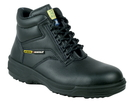 Cofra 34850-CU0 Chemical SD, Boot 6'' Black Lorica/Black Leather/Steel Toe