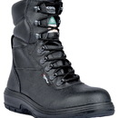 Cofra 82120-CU1 US Road EH PR, Boot 8'' Black Leather/Composite Toe/Apt Plate/Thermic Insole