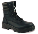 Cofra 82370-CU0 Kensington EH PR, Boot 8'' Black Full Grain Leather/Black Fabric/Composite/Apt
