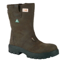 Cofra 82453-CU0 Roughneck EH PR, Boot Pull On Style/Brown Pull-Up Nubuck/Pu-Rubber Outsole/Composite/Apt Plate