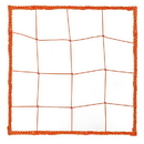 Champion Sports 202OR 2.5 mm Official Size Soccer Net, Orange