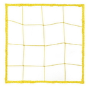 Champion Sports 202YL 2.5 mm Official Size Soccer Net, Yellow
