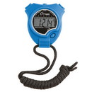 Champion Sports 910BL Stop Watch, Royal Blue