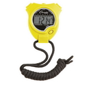 Champion Sports 910YL Stop Watch, Yellow