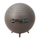 Champion Sports BRT65WL 65 cm Maxafe Sitsolution Ball With Stability Legs