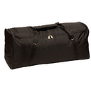 Champion Sports DB1001BK Deluxe Team Equipment Bag, Black