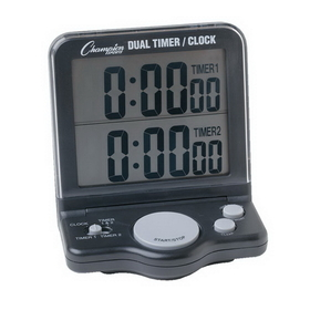Champion Sports DC100 Dual Timer, Price/ea