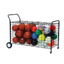 Champion Sports DSLX Double-Sided Ball Locker