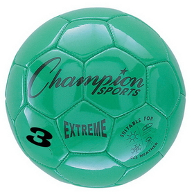 Champion Sports EX3GN Extreme Series - Green, Price/ea