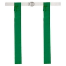 Champion Sports FFB1GN Flag Football Set, Green