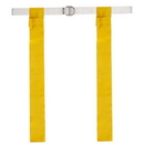 Champion Sports FFB1YL Flag Football Set, Yellow