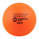Champion Sports GM10 10lb Gel Filled Medicine Ball