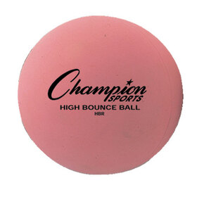 Champion Sports HBR High Bounce Ball, Price/Dozen