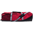 Champion Sports LAXBAGRD Lacrosse Equipment Bag, Red