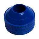 Champion Sports MCXBL Mini Neon Field Cones, Neon Blue
