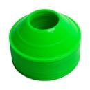 Champion Sports MCXNGN Mini Neon Field Cones, Neon Green