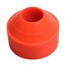 Champion Sports MCXNOR Mini Neon Field Cones, Neon Orange
