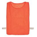 Champion Sports MPANOR Deluxe Pinnie, Neon Orange