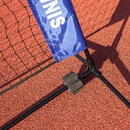 Champion Sports MTNSET Mini Tennis Net Set