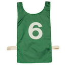 Champion Sports NP2GN Heavyweight Numbered Pinnie, Green