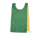 Champion Sports NP3GY Adult Reversible Pinnie, Green/Yellow