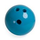 Champion Sports PB4 4 lb Plastic Rubberized Bowling Ball