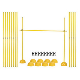 Champion Sports PLYOHRSET Agility Hurdle Set, Price/set