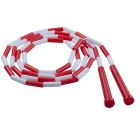 Champion Sports PR7 Plastic Segmented Jump Ropes, Price/pack of 6