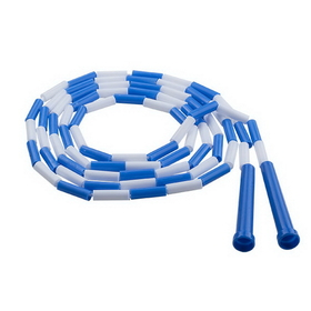Champion Sports PR9 Plastic Segmented Jump Ropes, Price/pack of 6